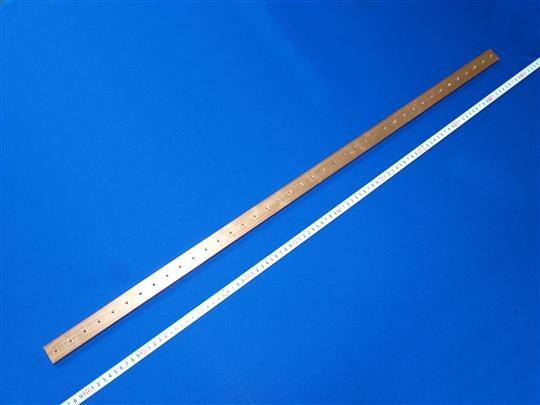 銅の加工品(長さ1,020mm)
